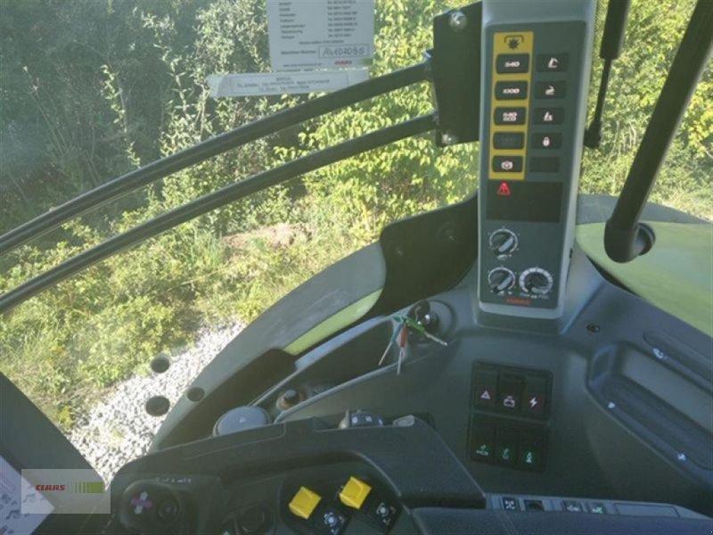 Traktor des Typs CLAAS AXION 870 CMATIC, Gebrauchtmaschine in Mengkofen (Bild 12)