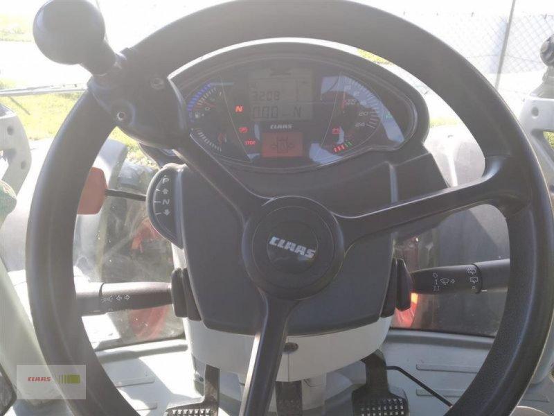Traktor des Typs CLAAS AXION 870 CMATIC, Gebrauchtmaschine in Mengkofen (Bild 9)