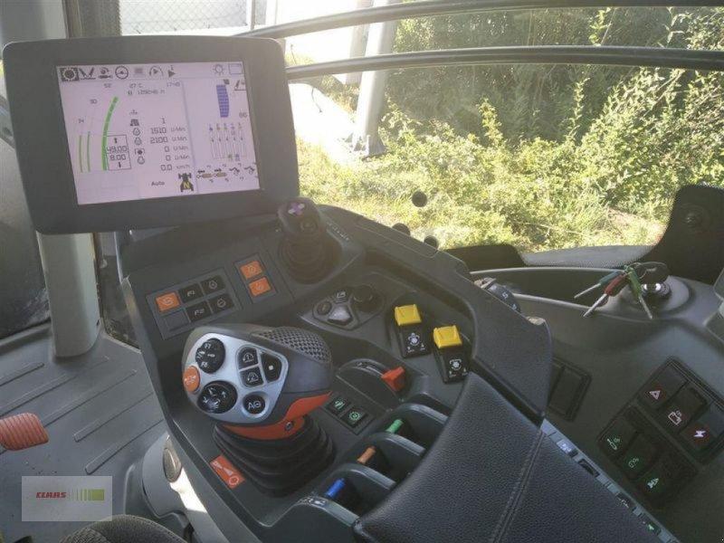 Traktor des Typs CLAAS AXION 870 CMATIC, Gebrauchtmaschine in Mengkofen (Bild 7)