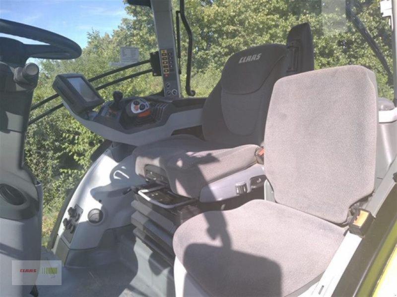 Traktor des Typs CLAAS AXION 870 CMATIC, Gebrauchtmaschine in Mengkofen (Bild 10)