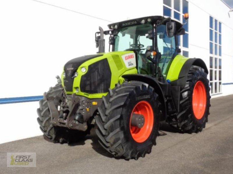 Traktor a típus CLAAS AXION 870 CMATIC, Gebrauchtmaschine ekkor: Langenau (Kép 1)