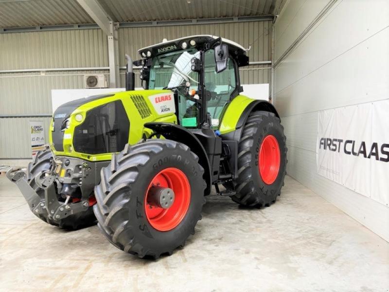 Traktor des Typs CLAAS AXION 870, Gebrauchtmaschine in Molbergen (Bild 1)