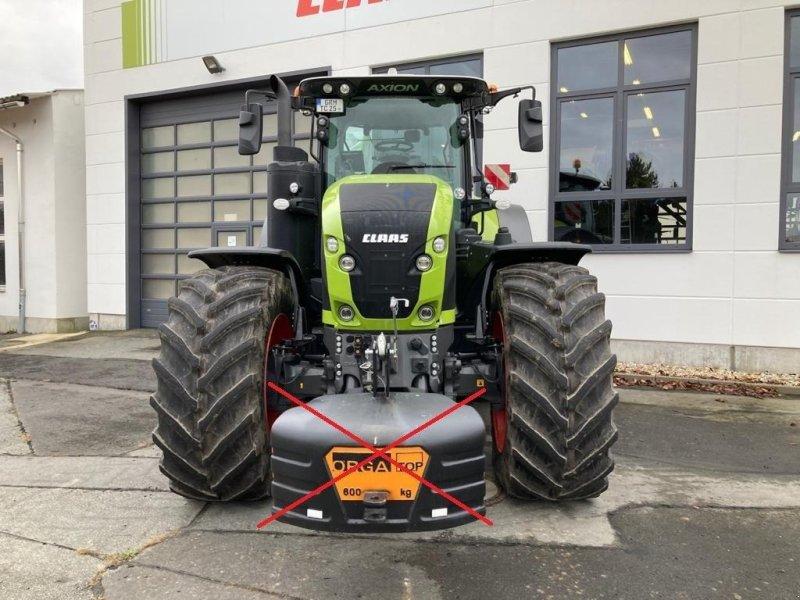 Traktor des Typs CLAAS Axion 920 C-MATIC, Gebrauchtmaschine in Grimma (Bild 1)
