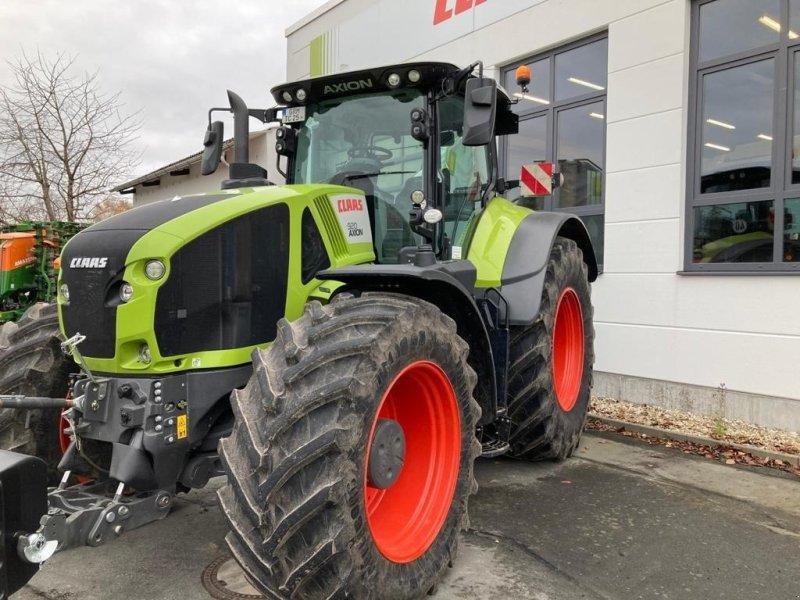 Traktor des Typs CLAAS Axion 920 C-MATIC, Gebrauchtmaschine in Grimma (Bild 2)