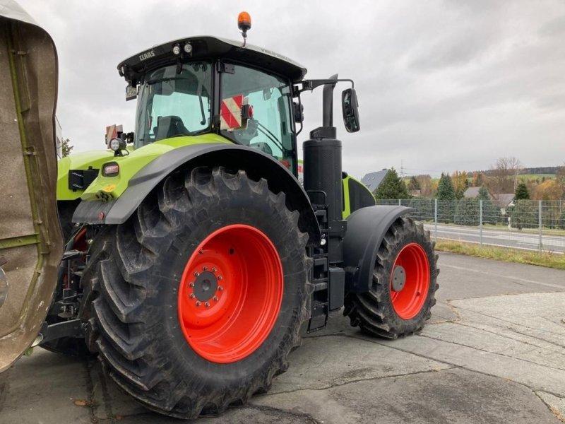 Traktor des Typs CLAAS Axion 920 C-MATIC, Gebrauchtmaschine in Grimma (Bild 4)