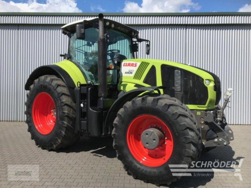 Traktor a típus CLAAS AXION 920 C-MATIC, Gebrauchtmaschine ekkor: Jerichow - Kleinmangelsdorf (Kép 1)