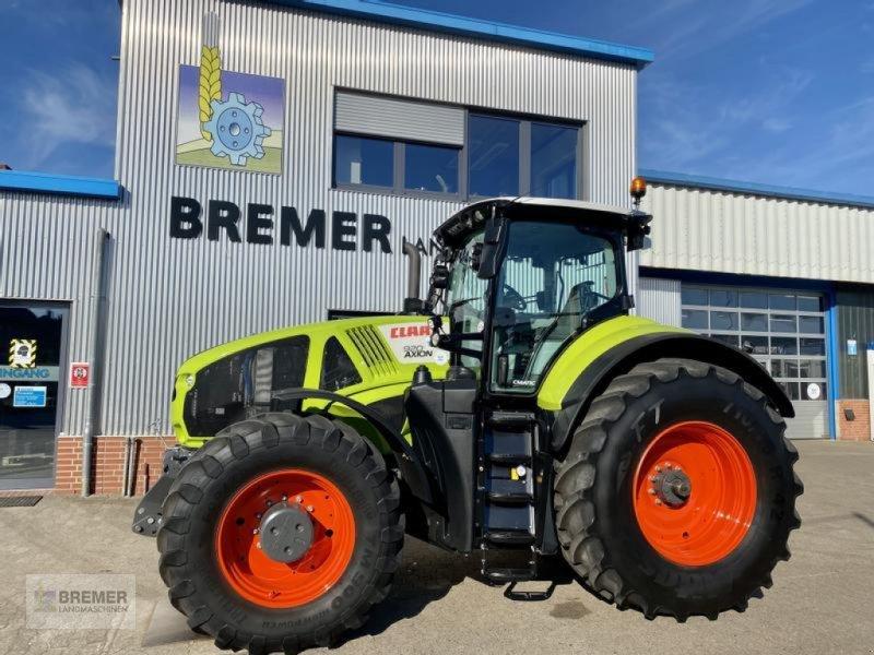 Traktor a típus CLAAS AXION 920 CEBIS, Business-Paket, RTK, GPS kpl,  S 10 Terminal, Gebrauchtmaschine ekkor: Asendorf (Kép 1)