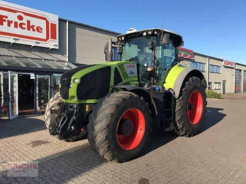 Traktor a típus CLAAS Axion 920 Cmatic CEBIS, Gebrauchtmaschine ekkor: Demmin (Kép 1)