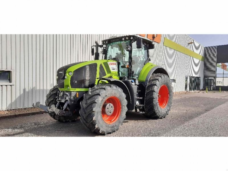 Traktor a típus CLAAS AXION 920 CMATIC, Gebrauchtmaschine ekkor: NEUVILLE EN POITOU (Kép 1)
