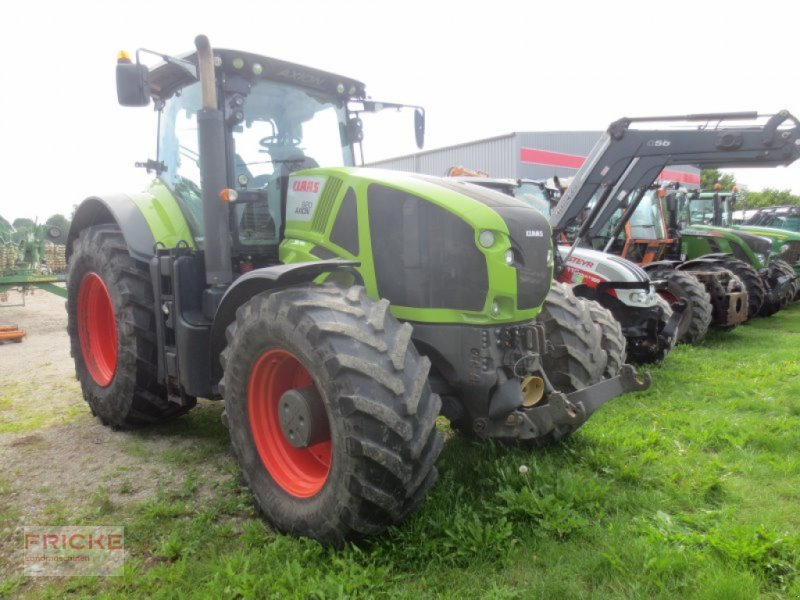 Traktor a típus CLAAS AXION 920 CMATIC, Gebrauchtmaschine ekkor: Bockel - Gyhum (Kép 1)