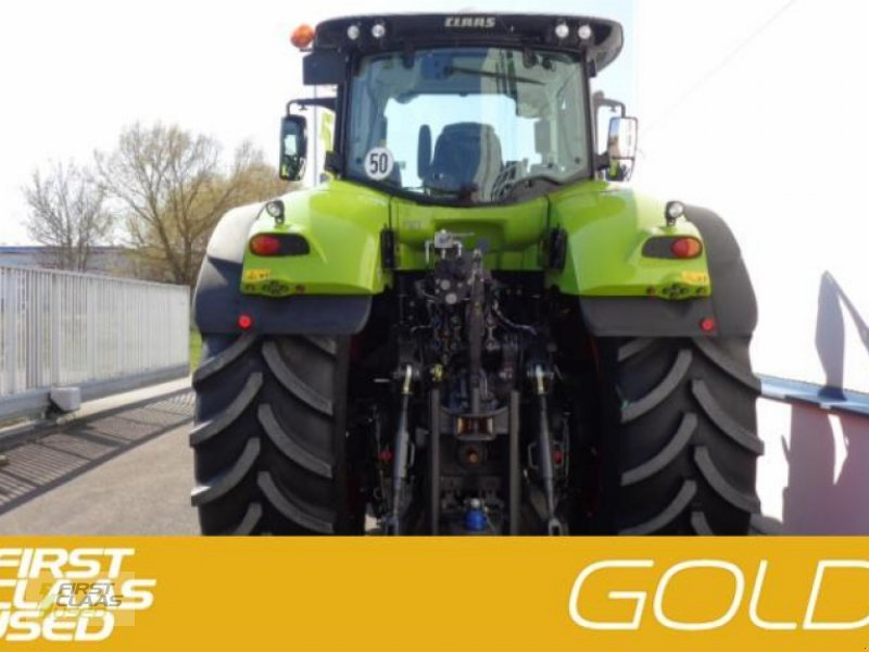 Traktor a típus CLAAS AXION 920 Stage IV MR, Gebrauchtmaschine ekkor: Langenau (Kép 6)