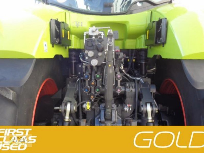 Traktor a típus CLAAS AXION 920 Stage IV MR, Gebrauchtmaschine ekkor: Langenau (Kép 8)
