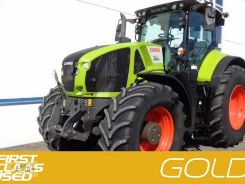 Traktor a típus CLAAS AXION 920 Stage IV MR, Gebrauchtmaschine ekkor: Langenau (Kép 1)