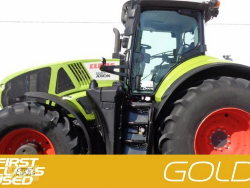Traktor a típus CLAAS AXION 920 Stage IV MR, Gebrauchtmaschine ekkor: Langenau (Kép 5)