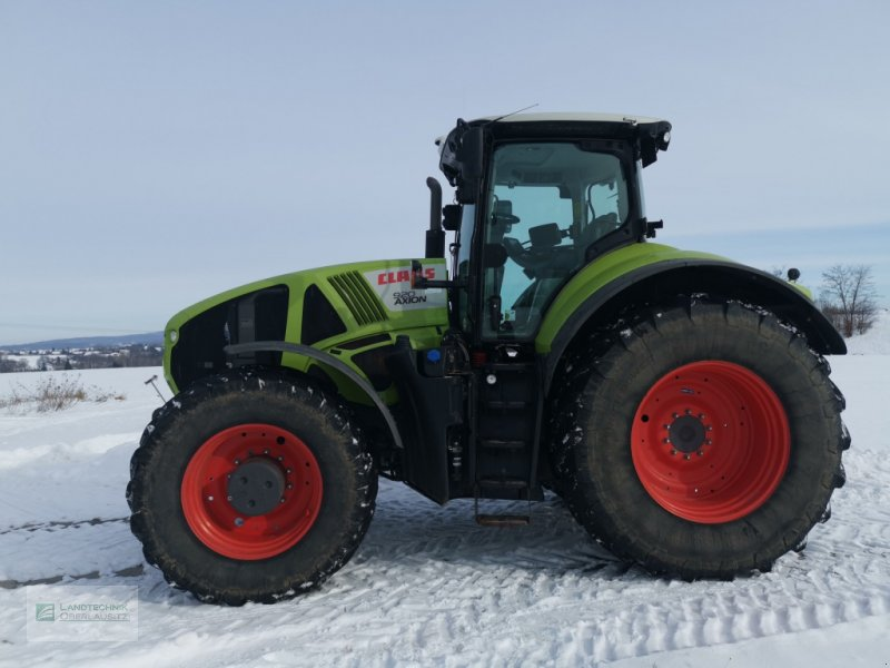 Traktor a típus CLAAS Axion 920, Gebrauchtmaschine ekkor: Löbau (Kép 1)