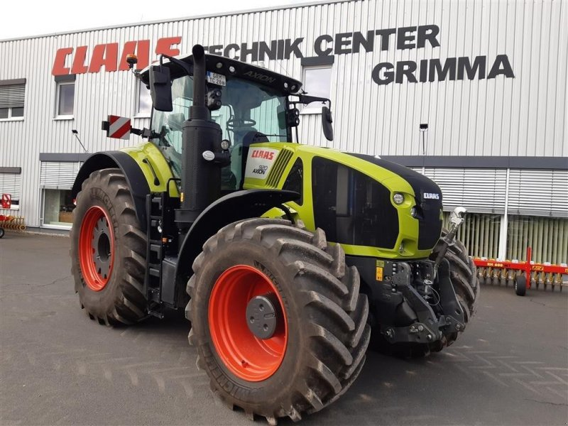 Traktor des Typs CLAAS Axion 920, Gebrauchtmaschine in Grimma (Bild 1)