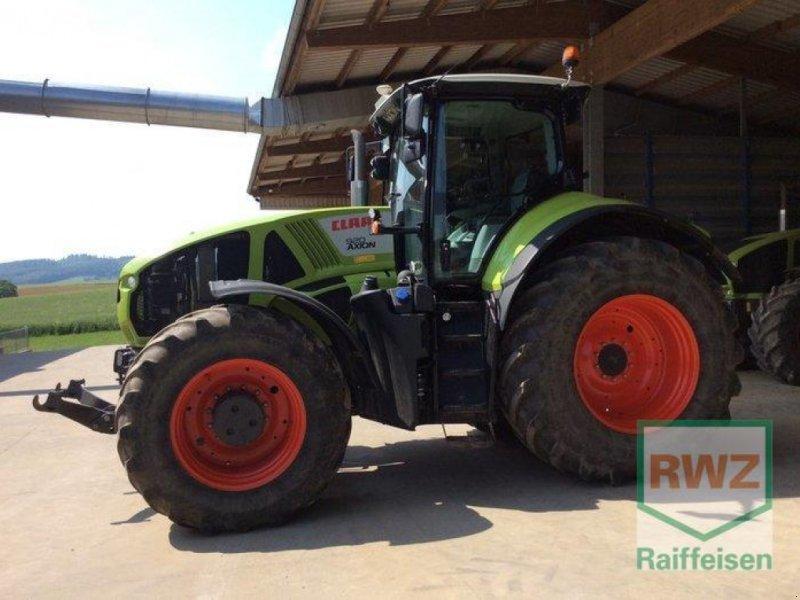 Traktor типа CLAAS Axion 920, Gebrauchtmaschine в Friedberg (Фотография 1)