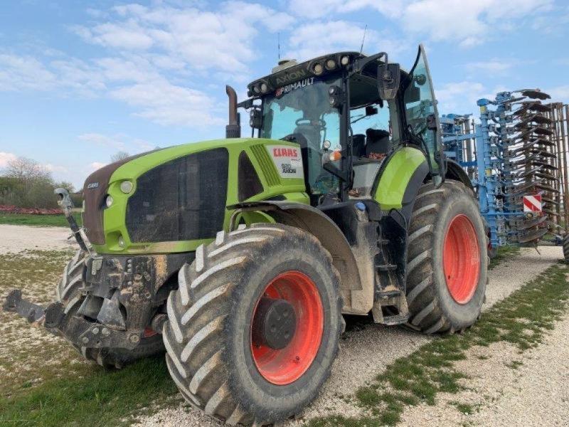 Traktor a típus CLAAS AXION 920, Gebrauchtmaschine ekkor: Marolles (Kép 1)