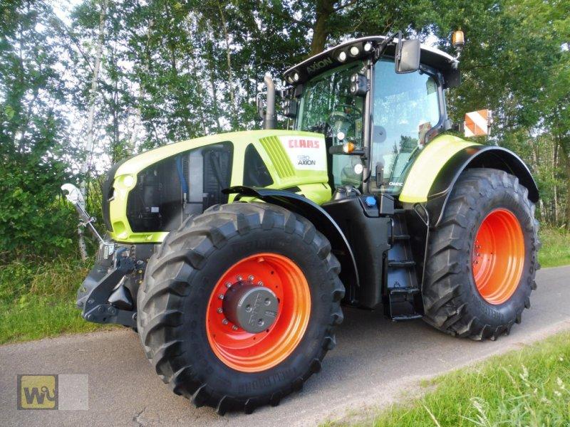 Traktor des Typs CLAAS Axion 920, Gebrauchtmaschine in Metelen (Bild 1)