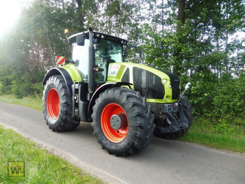 Traktor des Typs CLAAS Axion 920, Gebrauchtmaschine in Metelen (Bild 2)