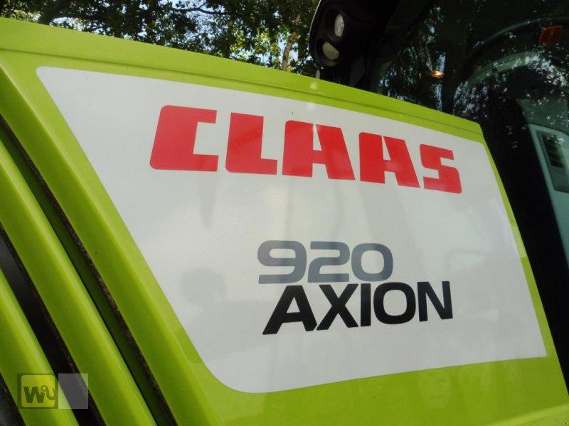 Traktor des Typs CLAAS Axion 920, Gebrauchtmaschine in Metelen (Bild 13)