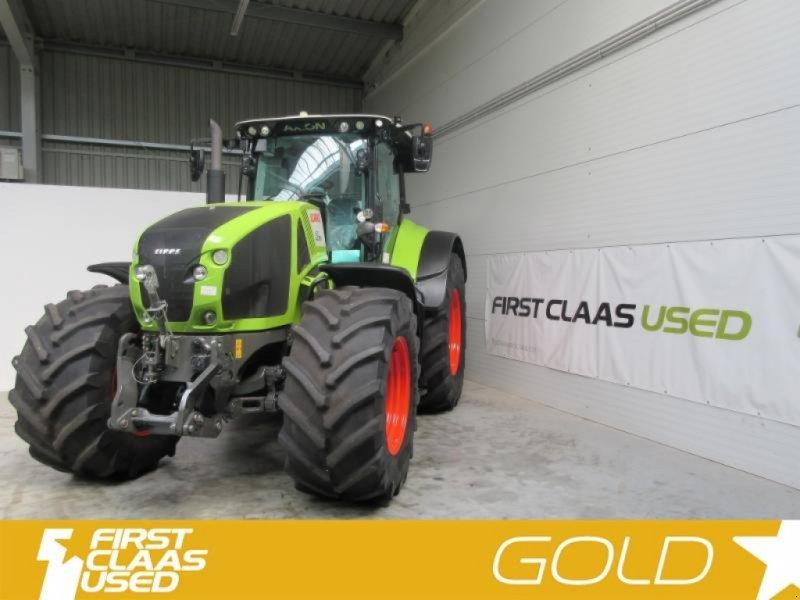 Traktor a típus CLAAS AXION 920, Gebrauchtmaschine ekkor: Molbergen (Kép 1)