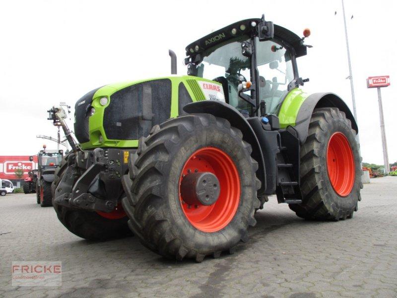Traktor des Typs CLAAS Axion 920, Gebrauchtmaschine in Bockel - Gyhum (Bild 1)