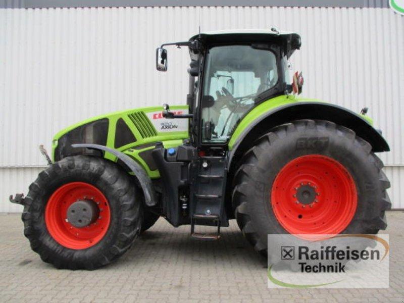 Traktor a típus CLAAS Axion 920, Gebrauchtmaschine ekkor: Holle (Kép 1)