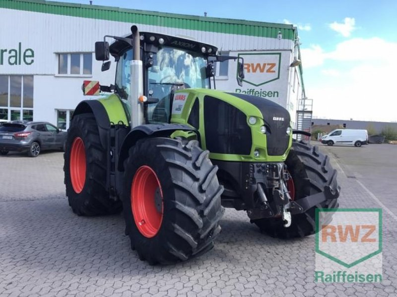 Traktor des Typs CLAAS Axion 920, Gebrauchtmaschine in Kruft (Bild 1)