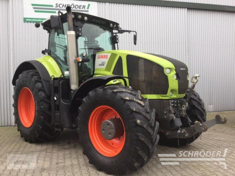 Traktor des Typs CLAAS AXION 930 C-MATIC, Gebrauchtmaschine in Wildeshausen (Bild 1)