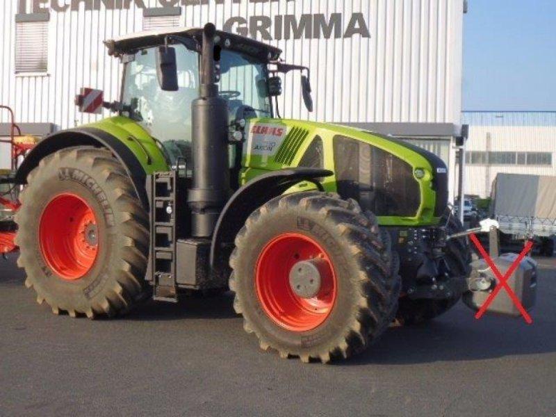 Traktor des Typs CLAAS Axion 930 CEBIS, Gebrauchtmaschine in Grimma (Bild 1)