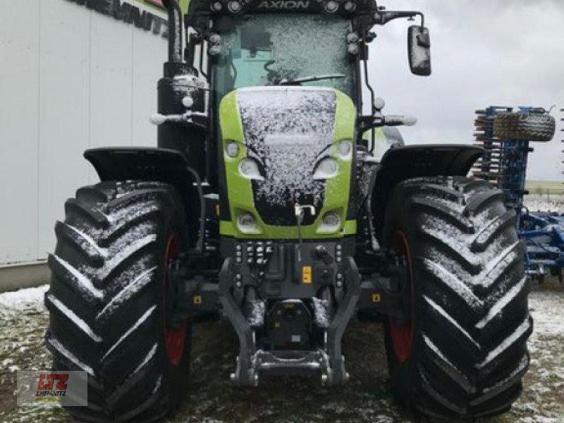 Traktor des Typs CLAAS AXION 930 CMATIC CEBIS CLAAS T, Neumaschine in Frauenstein (Bild 2)