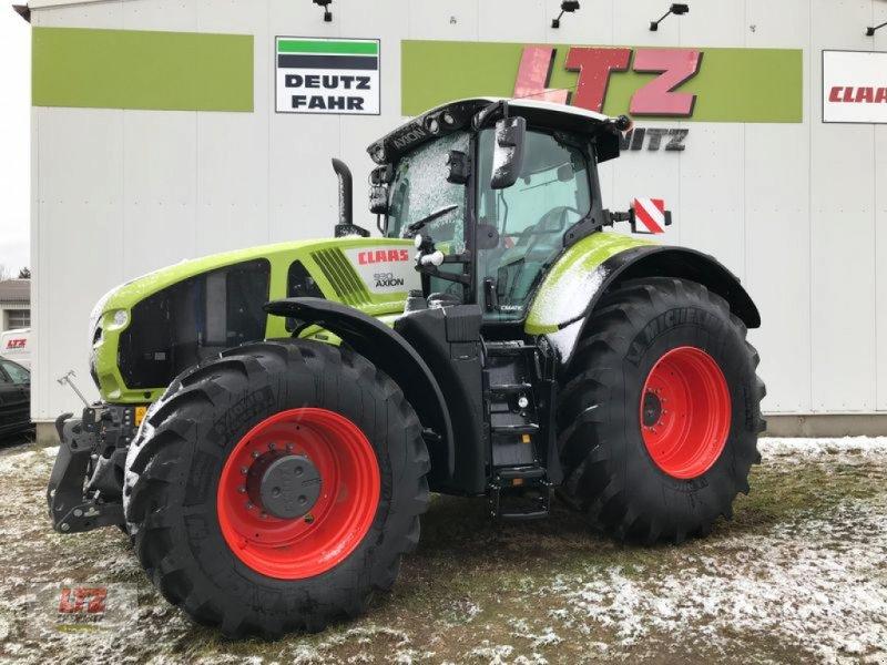 Traktor des Typs CLAAS AXION 930 CMATIC CEBIS CLAAS T, Neumaschine in Frauenstein (Bild 4)