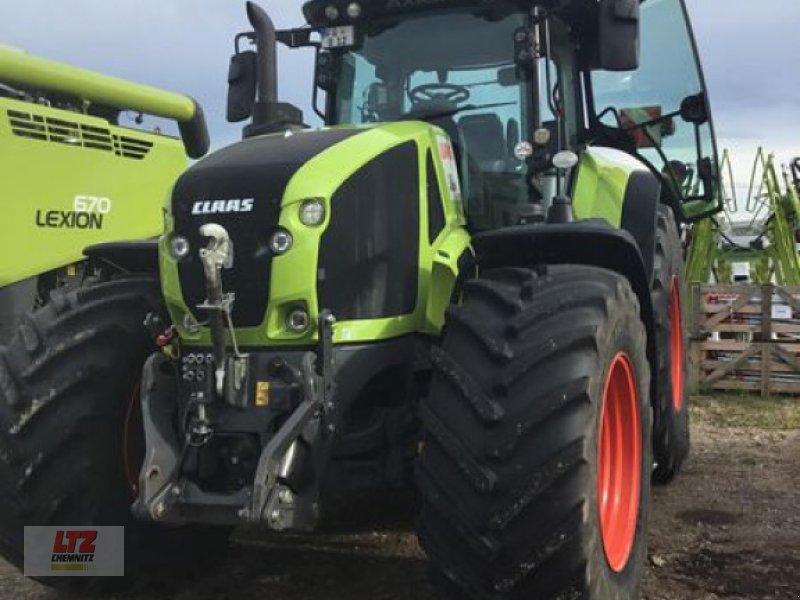 Traktor typu CLAAS AXION 930 CMATIC CEBIS CLAAS T, Neumaschine w Hartmannsdorf (Zdjęcie 1)