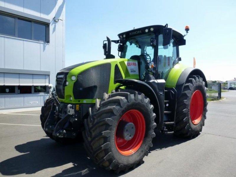 Traktor des Typs CLAAS AXION 930 CMATIC CIS+, Gebrauchtmaschine in Fritzlar (Bild 1)