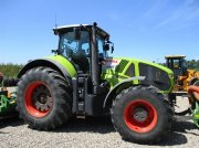 CLAAS Axion 930 CMatic Med frontlift og nye dæk Tractor