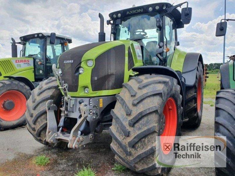 Traktor типа CLAAS Axion 930 CMATIC, Gebrauchtmaschine в Kruckow (Фотография 1)
