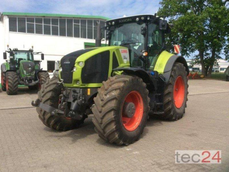 Traktor des Typs CLAAS Axion  930 CMATIC, Gebrauchtmaschine in Bützow (Bild 1)