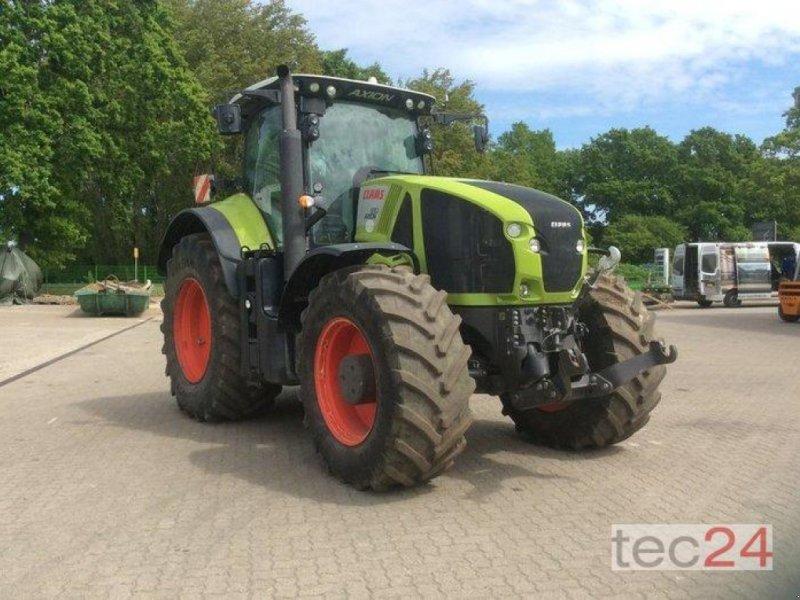 Traktor типа CLAAS Axion  930 CMATIC, Gebrauchtmaschine в Bützow (Фотография 3)