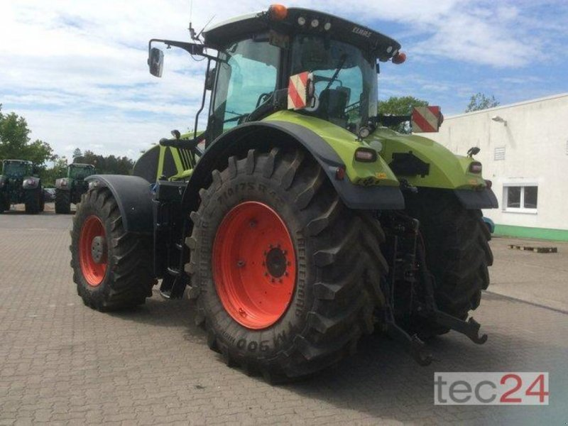 Traktor des Typs CLAAS Axion  930 CMATIC, Gebrauchtmaschine in Bützow (Bild 7)