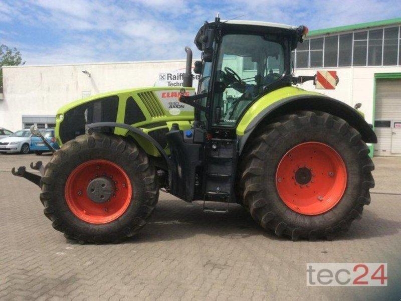 Traktor типа CLAAS Axion  930 CMATIC, Gebrauchtmaschine в Bützow (Фотография 13)