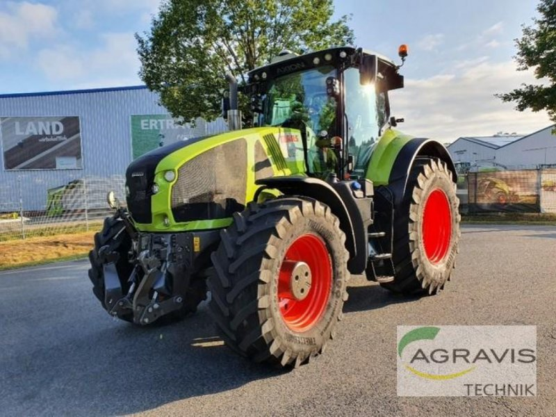 Traktor типа CLAAS AXION 930 CMATIC, Gebrauchtmaschine в Meppen-Versen (Фотография 1)