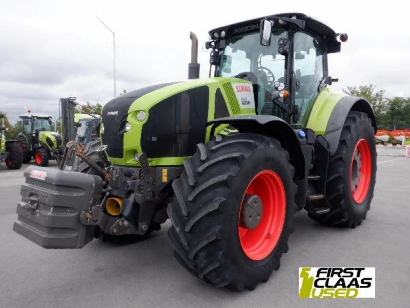 Traktor typu CLAAS AXION 930 CMATIC, Gebrauchtmaschine w Afumati (Zdjęcie 1)