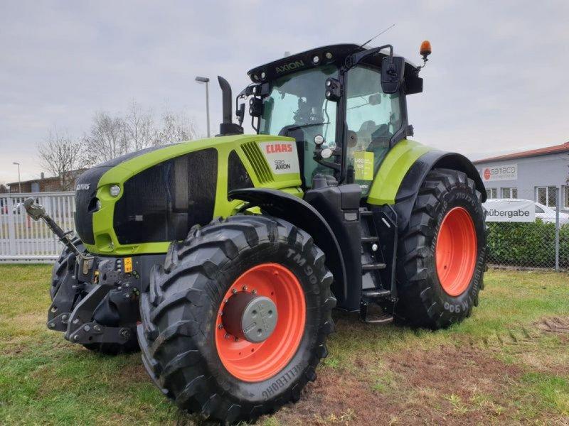 Traktor типа CLAAS AXION 930 STAGE IV / TIER 4, Gebrauchtmaschine в Birgland (Фотография 1)
