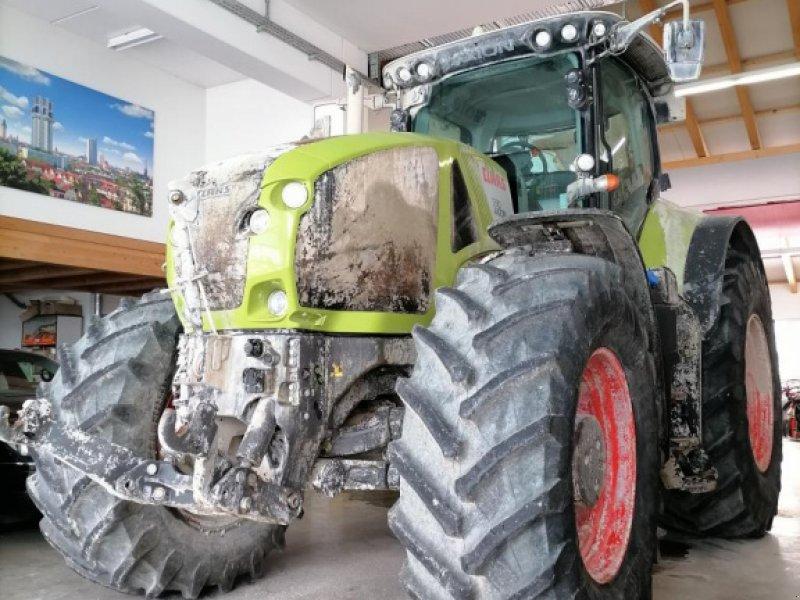 Traktor типа CLAAS Axion 930, Gebrauchtmaschine в Altenstadt (Фотография 1)