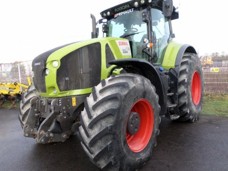 Traktor typu CLAAS AXION 930, Gebrauchtmaschine w VERDUN (Zdjęcie 1)