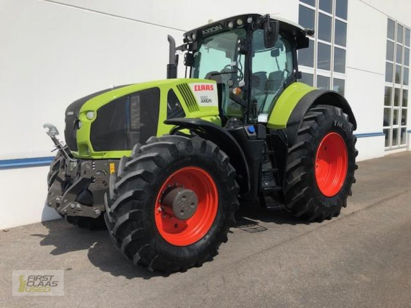 Traktor a típus CLAAS AXION 930, Gebrauchtmaschine ekkor: Langenau (Kép 1)