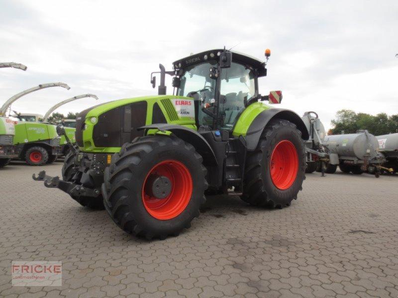 Traktor типа CLAAS AXION 930, Gebrauchtmaschine в Bockel - Gyhum (Фотография 1)