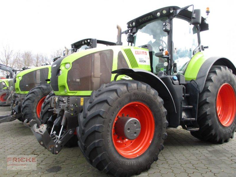 Traktor typu CLAAS AXION 930, Gebrauchtmaschine w Bockel - Gyhum (Zdjęcie 1)