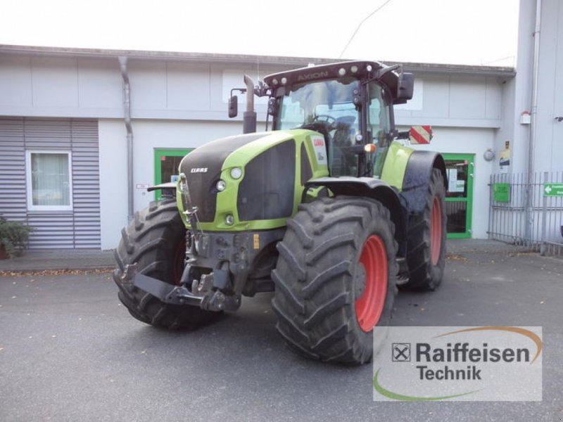 Traktor typu CLAAS Axion 930, Gebrauchtmaschine w Eckernförde (Zdjęcie 1)